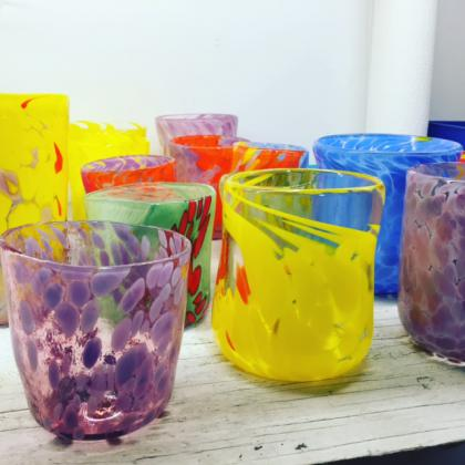 Intro to Glassblowing: Tumblers
